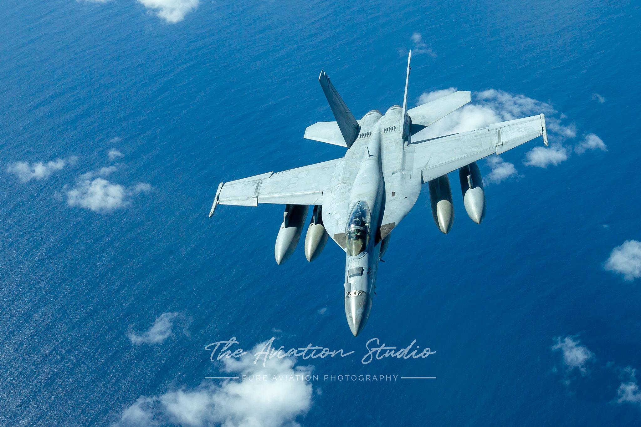 US Navy F/A-18E Super Hornet