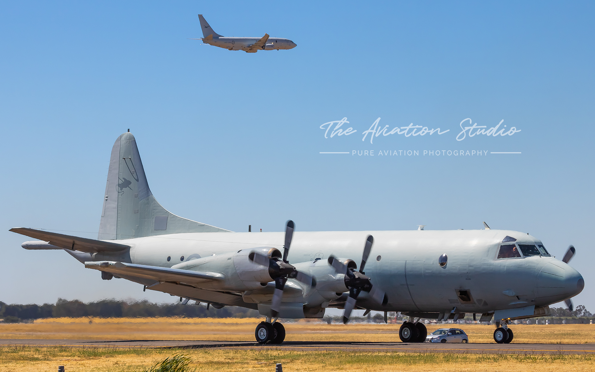 Changing of the guard for the RAAF's maritime fixed wing aviation capability