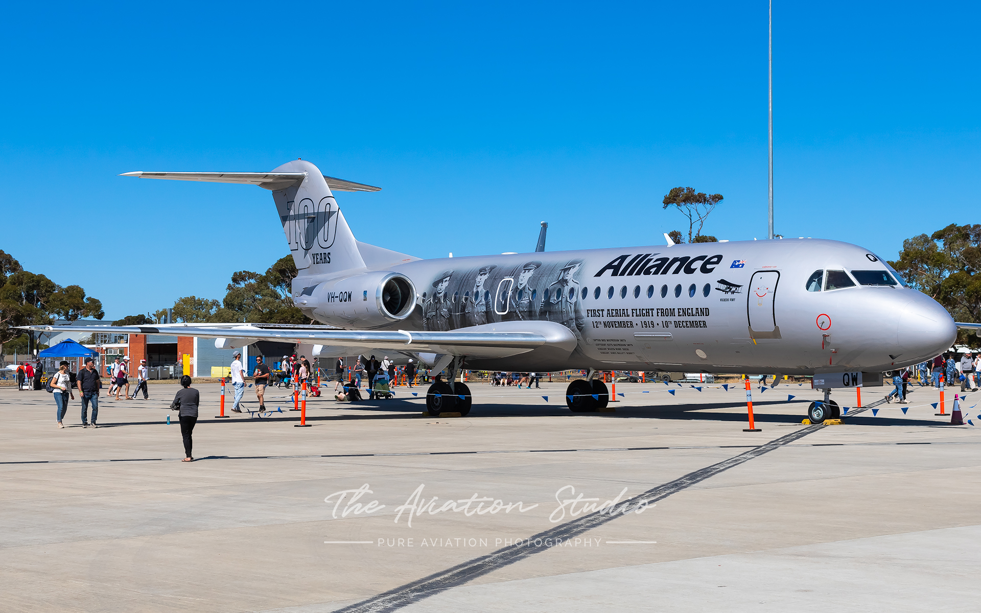 Edinburgh Airshow: The RAAF In The Defence State
