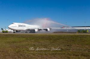 The Qantas 747 Retires