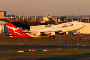 Qantas Turns 100