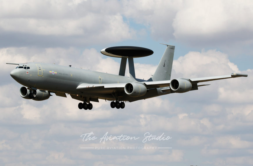 Defence in a Competitive Age: RAF Fleet Shake Up