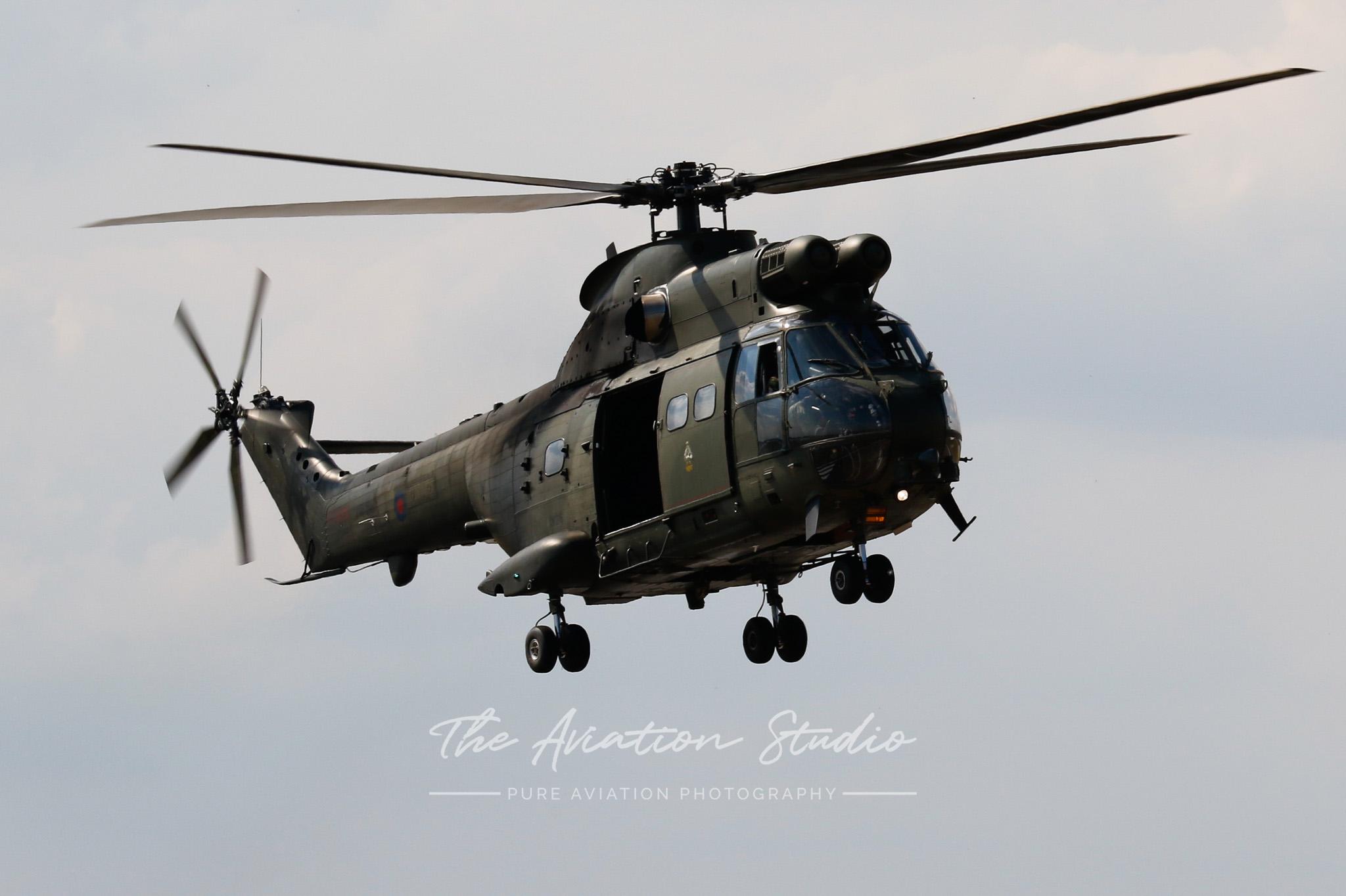 RAF Westland Puma HC2